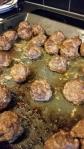 Underbara köttbullar medparmesan